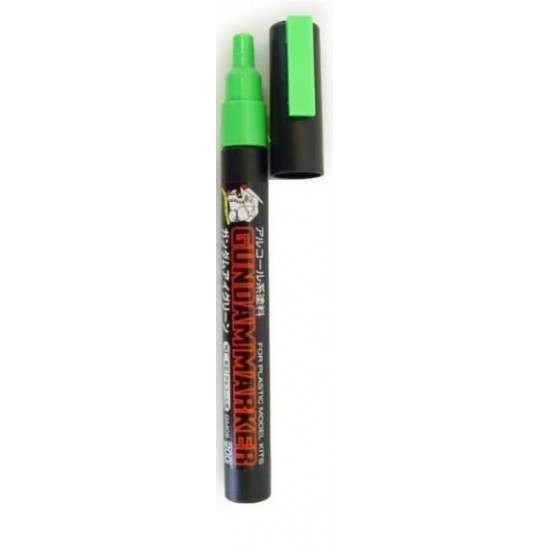 Mr.Hobby Gundam Marker GM15 Fluorescent Green