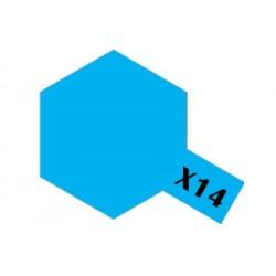Tamiya Acrylic Paint X-14 Sky Blue