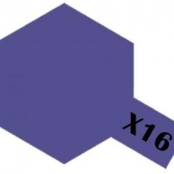Tamiya Acrylic Paint X-16 Purple