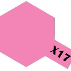 Tamiya Acrylic Paint X-17 Pink