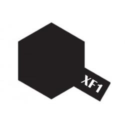Tamiya Acrylic Paint XF-1 Flat Black