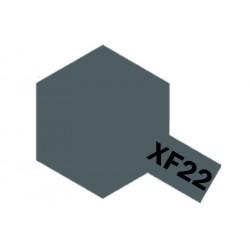 Tamiya Acrylic Paint XF-22 RLM Grey