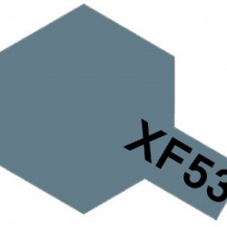 Tamiya Acrylic Paint XF-53 Neutral Gray