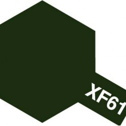 Tamiya Acrylic Paint XF-61 Dark Green