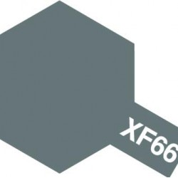 Tamiya Acrylic Paint XF-66 Light Grey