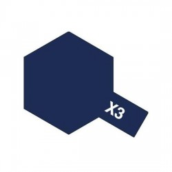 Tamiya Enamel Paint X-3 Royal Blue