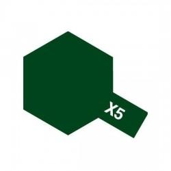 Tamiya Enamel Paint X-5 Green