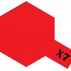 Tamiya Enamel Paint X-7 Red