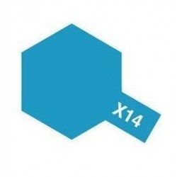 Tamiya Enamel Paint X-14 Sky Blue
