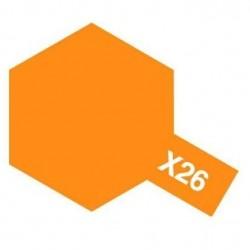 Tamiya Enamel Paint X-26 Clear Orange