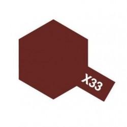 Tamiya Enamel Paint X-33 Bronze