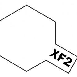 Tamiya Enamel Paint XF-2 Flat White