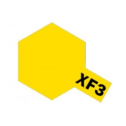 Tamiya Enamel Paint XF-3 Flat Yellow