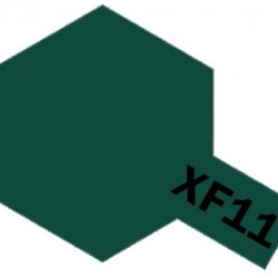 Tamiya Enamel Paint XF-11 J.N. Green