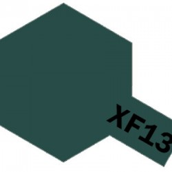 Tamiya Enamel Paint XF-13 J.A. Green