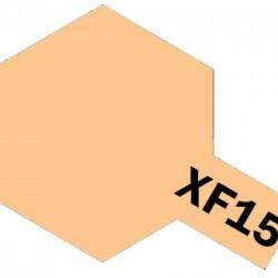 Tamiya Enamel Paint XF-15 Flat Fresh