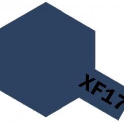 Tamiya Enamel Paint XF-17 Sea Blue