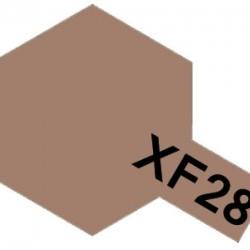 Tamiya Enamel Paint XF-28 Dark Copper