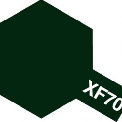 Tamiya Enamel Paint XF-70 Dark Green 2 (IJN)