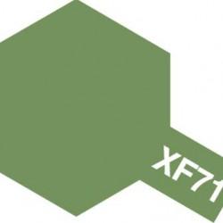 Tamiya Enamel Paint XF-71 Cockpit Green (IJN)