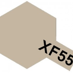 Tamiya Acrylic Paint XF-55 Deck Tan