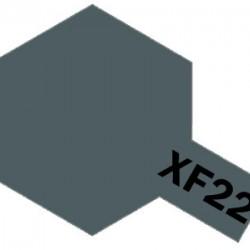 Tamiya Enamel Paint XF-22 RLM Gray