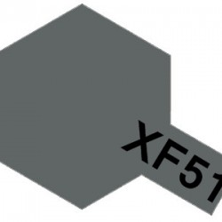 Tamiya Enamel Paint XF-51 Khaki Drab