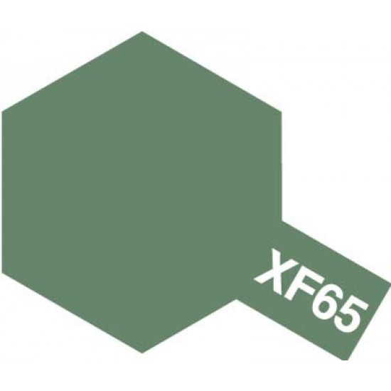 Tamiya Enamel Paint XF-65 Field Grey