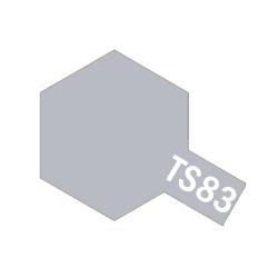 Tamiya Color Spray Paint - Metallic Silver TS-83