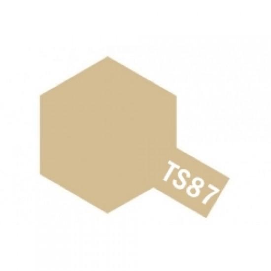 Tamiya Color Spray Paint - Titanium Gold TS-87