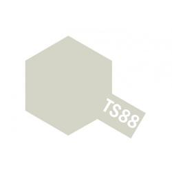 Tamiya Color Spray Paint - Titanium Silver TS-88