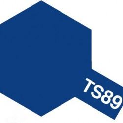 Tamiya Color Spray Paint - Pearl Blue TS-89