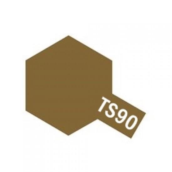 Tamiya Color Spray Paint -  Brown (JGSDF) TS-90