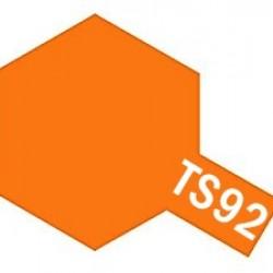 Tamiya Color Spray Paint - Metalic Orange TS-92