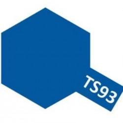 Tamiya Color Spray Paint - Pure Blue TS-93