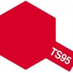 Tamiya Color Spray Paint - Pure Metallic Red TS-95