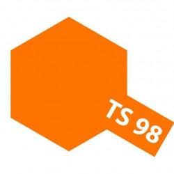 Tamiya Color Spray Paint - Pure Orange TS-98