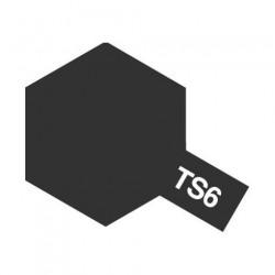 Tamiya Color Spray Paint - Matt Black TS-06