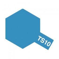 Tamiya Color Spray Paint - Gloss French Blue TS-10