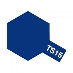 Tamiya Color Spray Paint - Gloss Blue TS-15