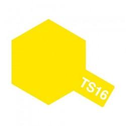 Tamiya Color Spray Paint - Yellow TS-16