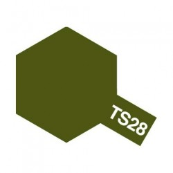 Tamiya Color Spray Paint - Matt Olive Drab 2 TS-28