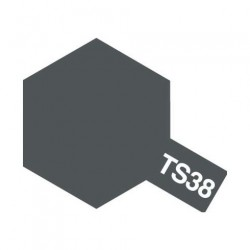 Tamiya Color Spray Paint - Gun Metal TS-38