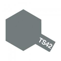 Tamiya Color Spray Paint - Light Gun Metal TS-42