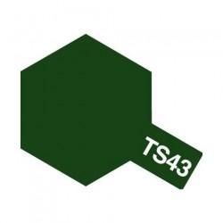 Tamiya Color Spray Paint - Gloss Racing Green TS-43