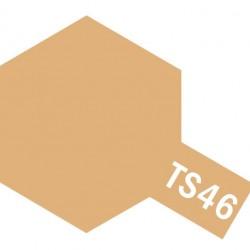 Tamiya Color Spray Paint - Light Sand TS-46