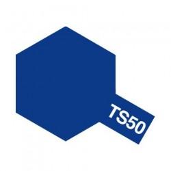 Tamiya Color Spray Paint - Gloss Mica Blue TS-50