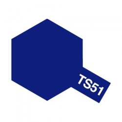 Tamiya Color Spray Paint - Gloss Telefonica Blue TS-51