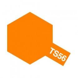 Tamiya Color Spray Paint - Gloss Brilliant Orange TS-56