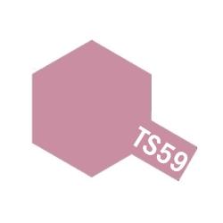 Tamiya Color Spray Paint - Pearl Light Red TS-59